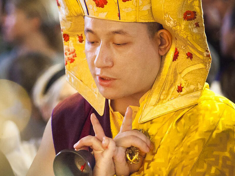 Thaye Dorje, His Holiness the 17th Karmapa