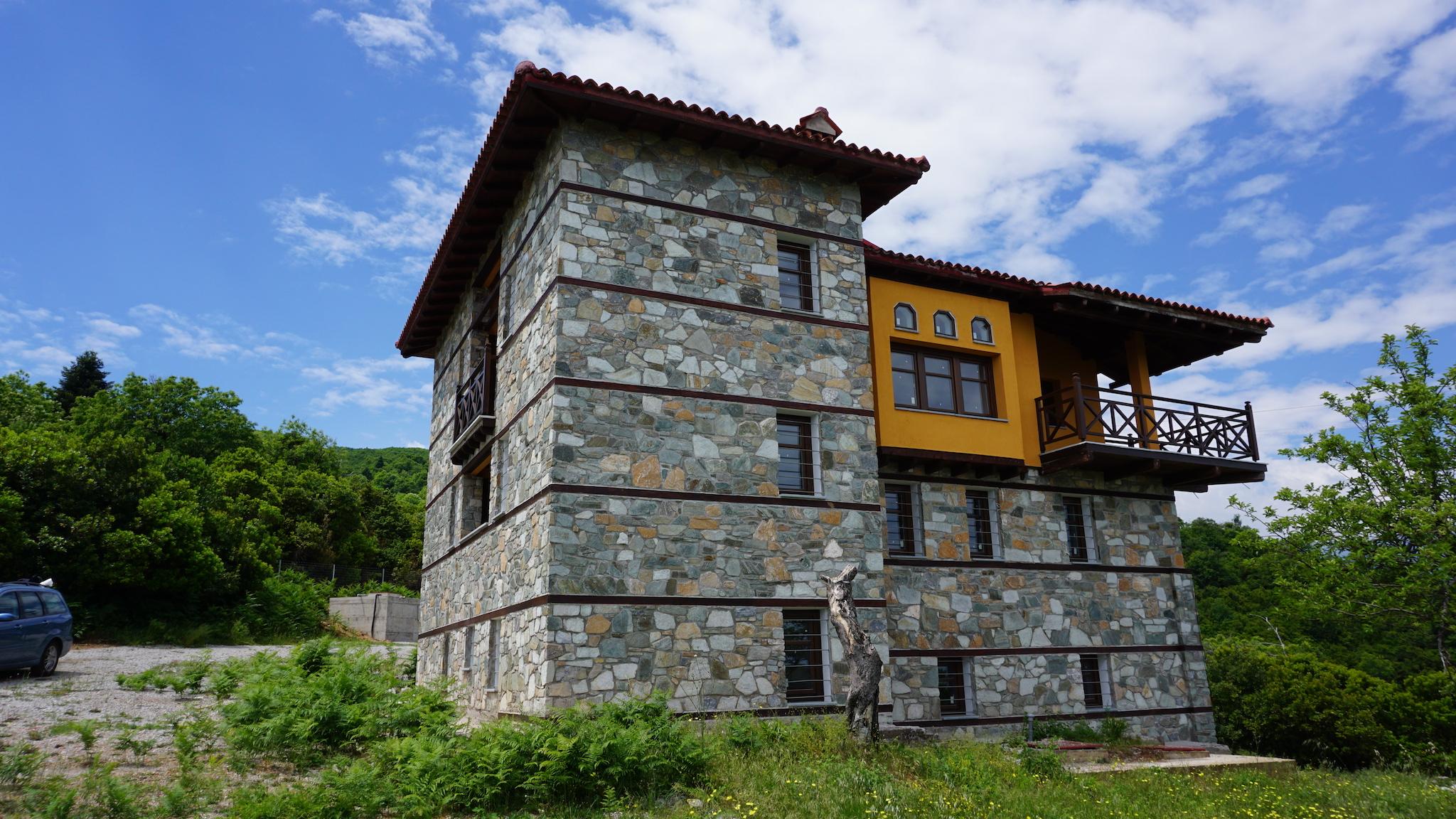 The Diamond Way Budddhist Retreat Center Olymus in Greece